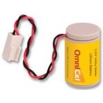 LiSoC11/2AA Tagged battery 3V6 1200mAH