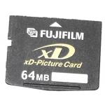 64mb FujiFilm xD Picture Card