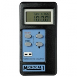 Microcal 1 Thermometer Simulator