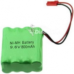 M2 NiMH AAA Cell Tagged battery